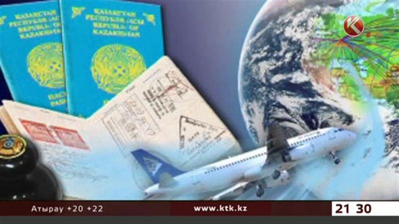 Казахстанский паспорт оказался самым влиятельным в Центральной Азии