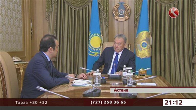 О скоротечности времени напомнил Президент Кариму Масимову
