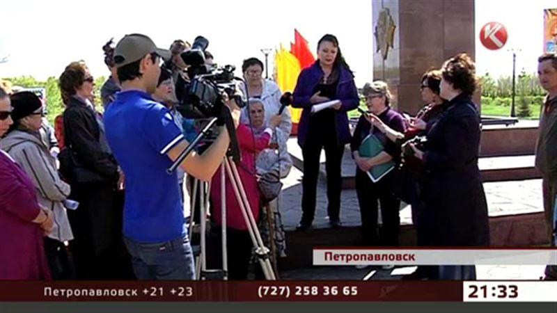 В Петропавловске власти разрешили провести митинг в поддержку коррупционера