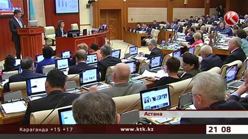 Депутаты в очередной раз раскритиковали качество казахстанских учебников