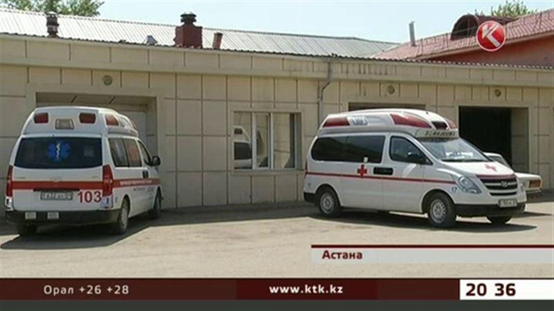 Астанада жедел жәрдем көлігін жөндеуге бөлінген миллиондар ұрланған