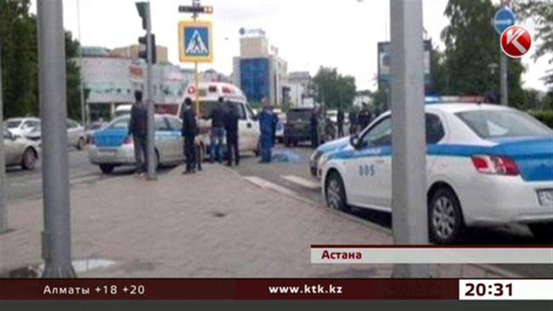 Астанада джип мінген әйел   оқушыны қағып өлтірді