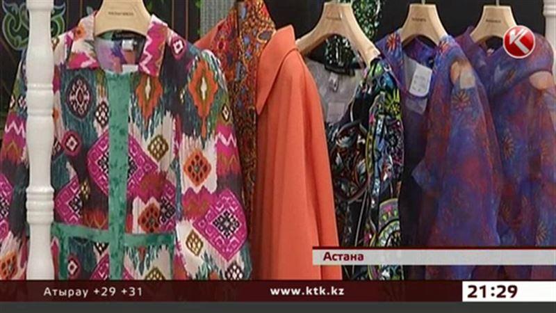 Парламент превратился в торговый центр – здесь примеряли и оценивали одежду