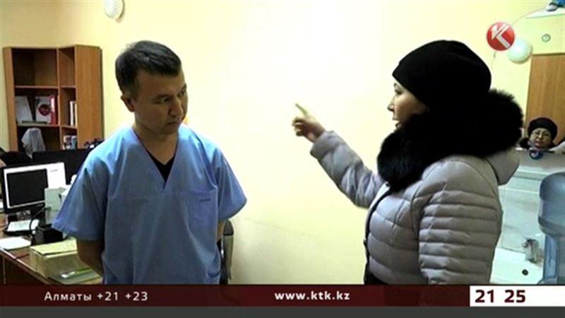 Акмолинский онкодиспансер выплатит 2 миллиона бывшей пациентке