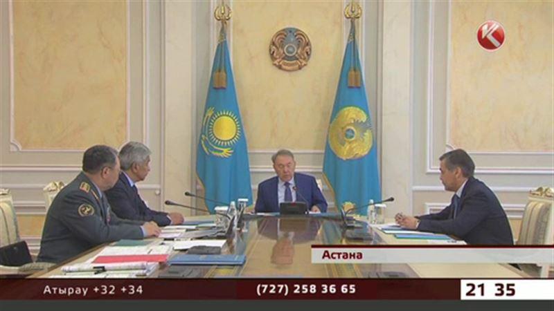 О боеспособности казахстанской армии доложили Президенту