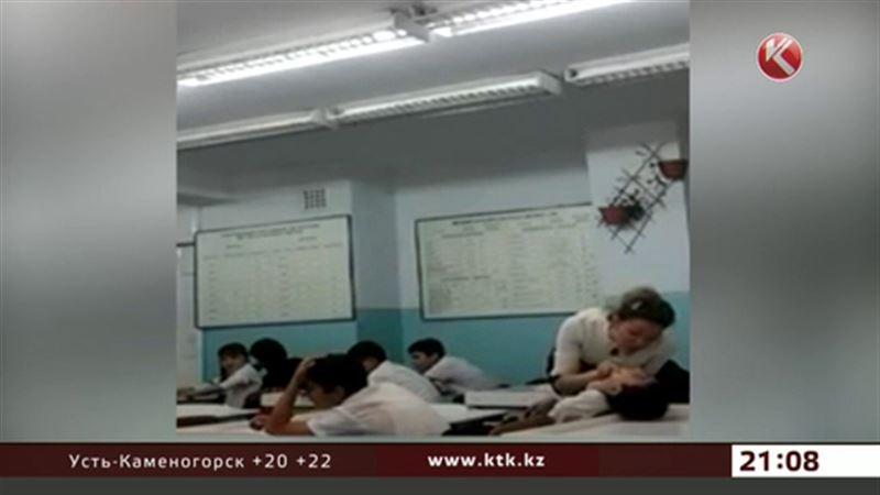 Пользователи шокированы жесткими методами воспитания в школе