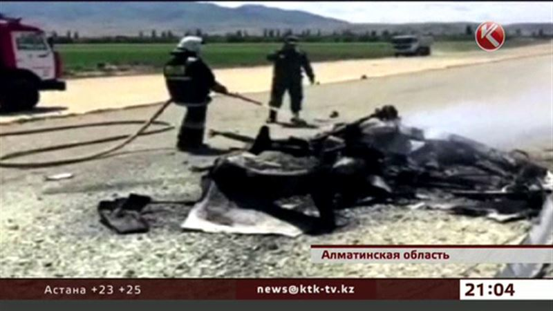 Депутат погиб при крушении вертолета