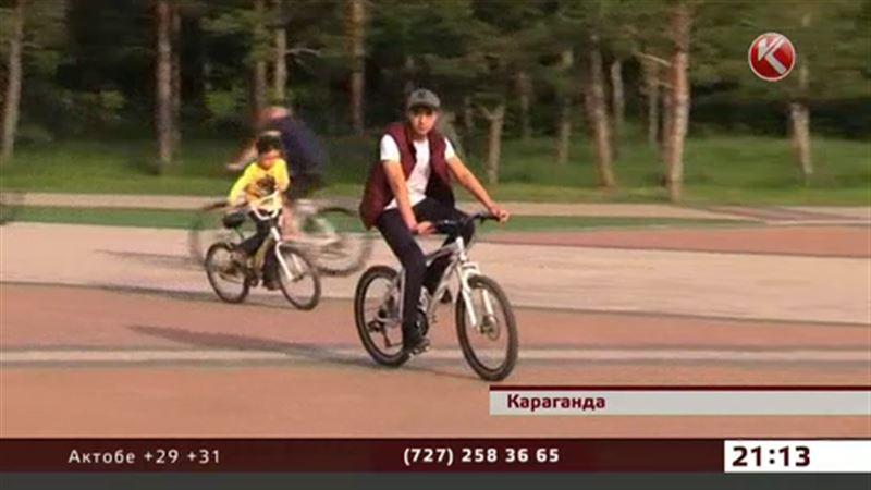 Новые правила запрещают кататься на велосипеде по тротуарам