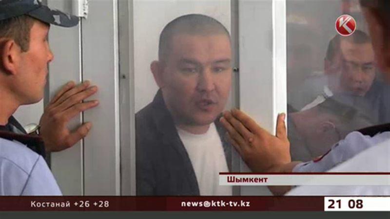 В Шымкенте суд над грабителями Народного банка закончился скандалом