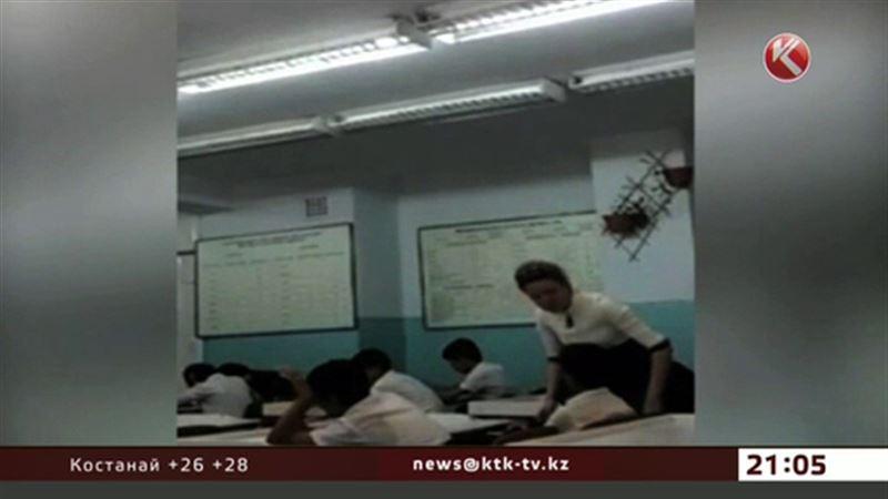 Учительница из Шымкента может предстать перед судом