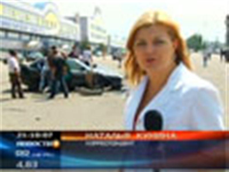 Съемки первого казахстанского боевика, основанного на реальных событиях, сегодня подошли к концу