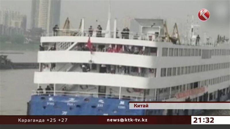 На реке Янцзы ищут выживших при крушении теплохода «Заря Востока»