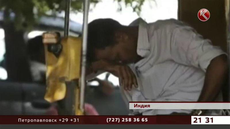 Из-за аномальной жары в Индии за сутки погибли 42 человека
