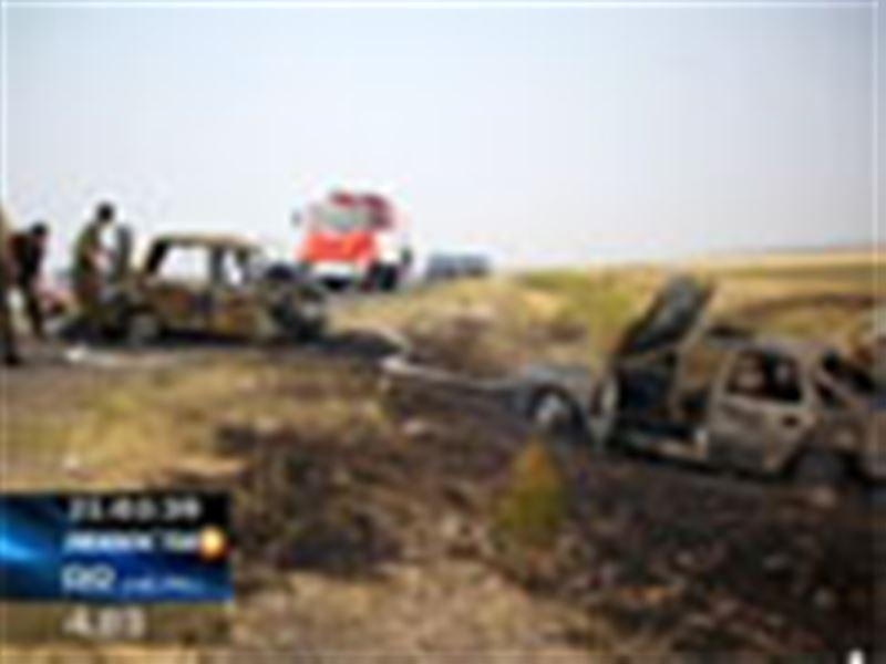 В Карагандинской области авария унесла жизни сразу шестерых человек