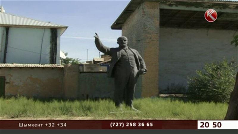 Қызылордада ақсақалдар Ленин ескерткішіне лайықты орын бөлуді талап етті