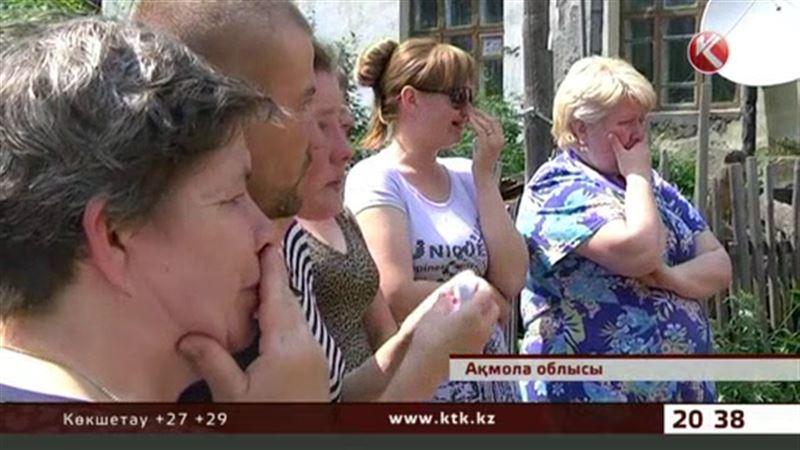 Ақмола облысында газға тұншығып өлгендердің туыстары мекеме басшыларын айыптады