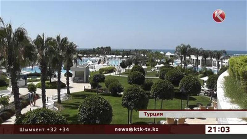 Казахстанских туристов начали вывозить из Турции