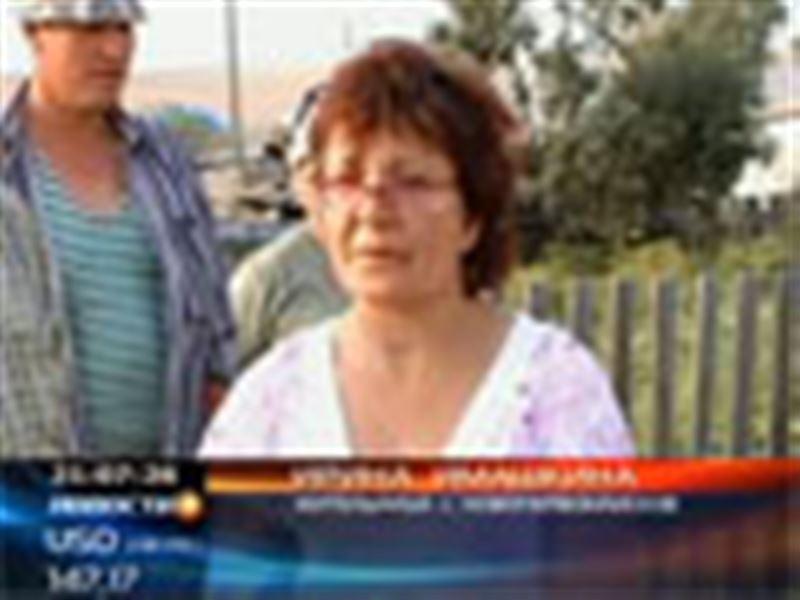 В Акмолинской области может повториться трагедия Кызылагаша. Рядом с одним из сел региона находится признанное аварийным водохранилище