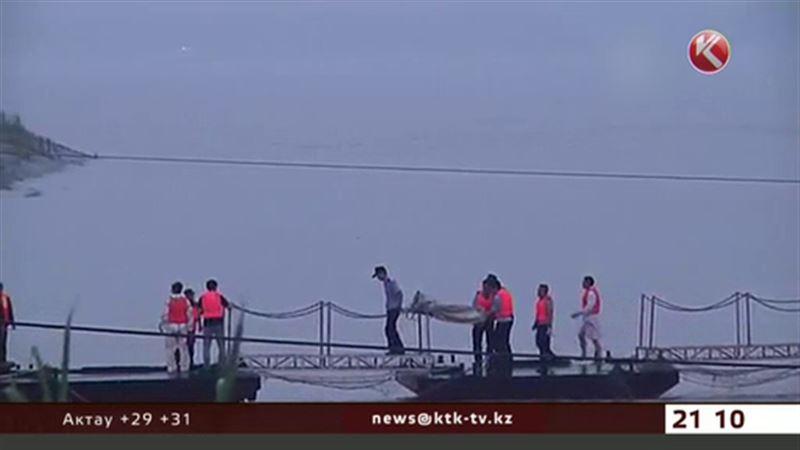 Президент РК выразил соболезнования председателю КНР в связи с крушением парома