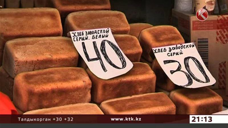 В Шымкенте неожиданно повысилась цена на хлеб