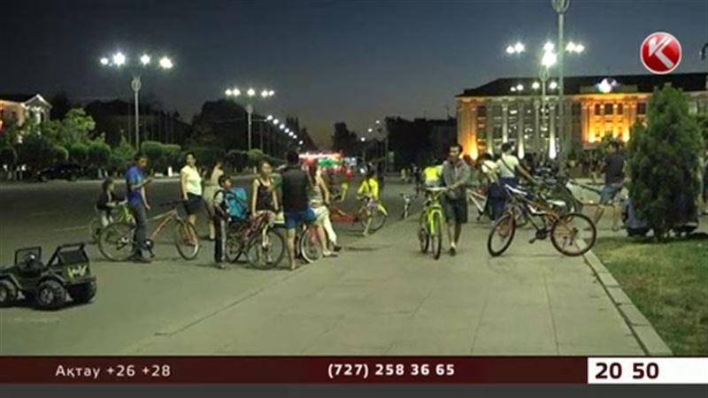 Таразда келіншекті қағып өлтірген велосипедші өз еркімен полицияға берілді