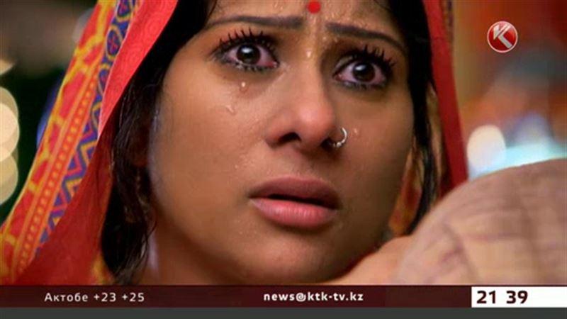 Индийские страсти в эфире КТК - с понедельника