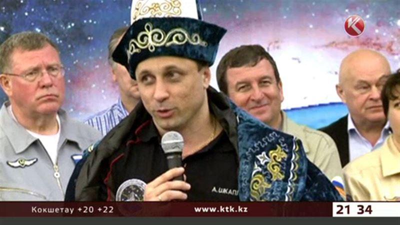 В Караганде появилась икона и мощи Преподобного Севастиана, побывавшие в космосе