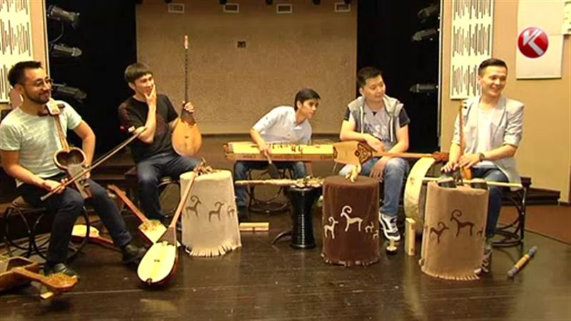 Этно-фольклорный ансамбль «Туран»