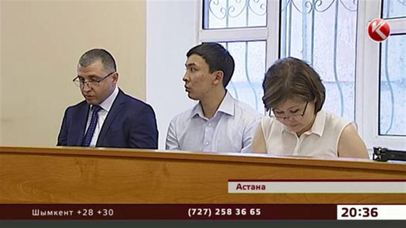 Астанада өтіп жатқан сотта Әліби Жұмағұлов болған оқиғаны айтты
