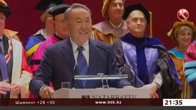 Назарбаев: «Сбылась моя мечта»
