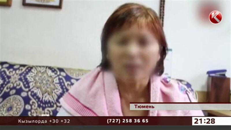 Пленница-казахстанка знала своих похитителей