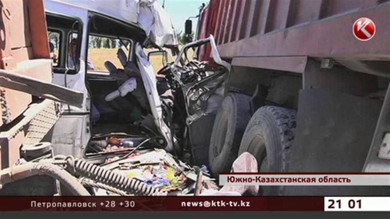 Водитель маршрутки убил сразу 13 человек
