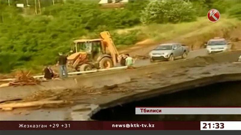Грузины наживаются на наводнении