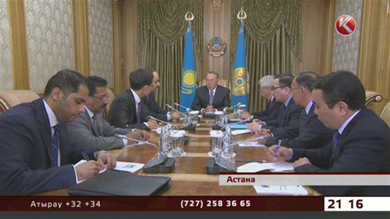 Арабские шейхи вложат деньги в казахстанскую медицину