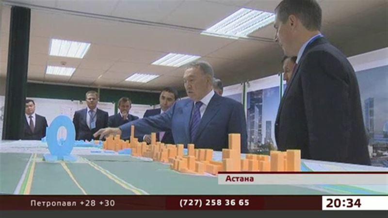Назарбаев Астананың құрылысындағы 3 кемшілікті атады