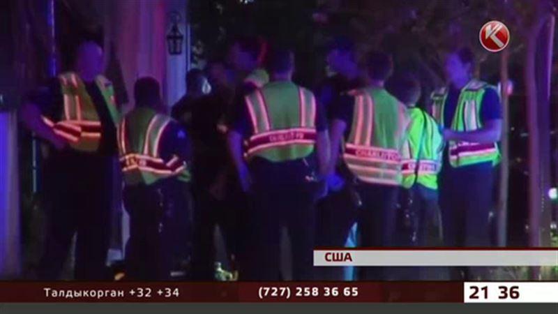 Девять человек погибли в церкви Южной Каролины