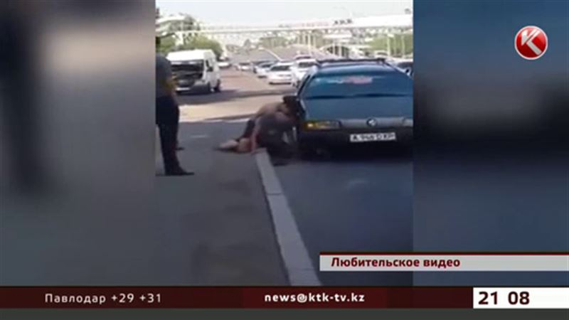 Очевидцев драки с удушением тоже могут наказать – ДВД Алматы