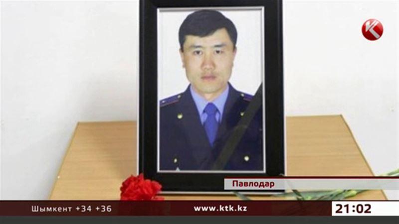 Зарезавший полицейского собирался покончить жизнь самоубийством