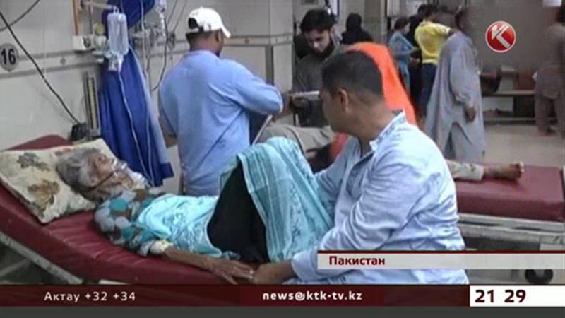Сотни граждан Пакистана гибнут от жары