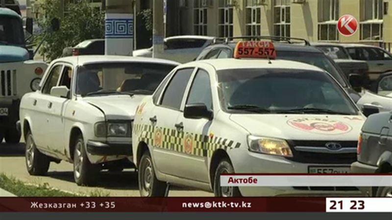 Актюбинские водители остались без газа