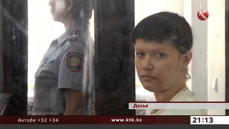 Женщину, «заминировавшую» УВД Атырау, отпустили за 28 тысяч