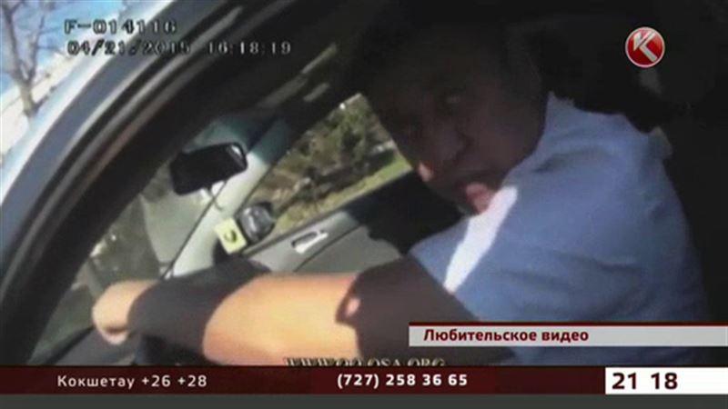 Перессорившихся полицейских Усть-Каменогорска наказали