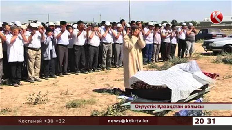 Оңтүстіктің тұрғынын өзбек шекарашылары атып өлтірді