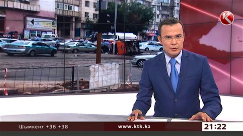 Контрабандист, устроивший гонки в Алматы, может сесть на 45 суток