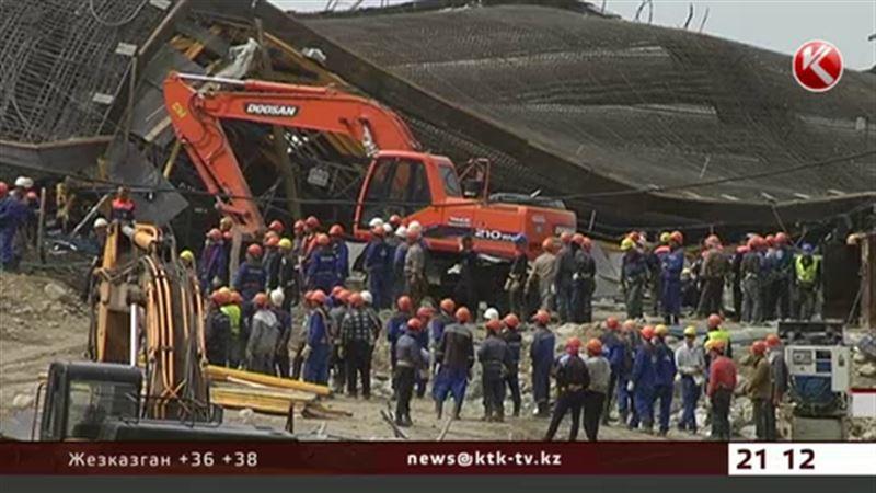 Россиян назвали виновными в крушении алматинской развязки