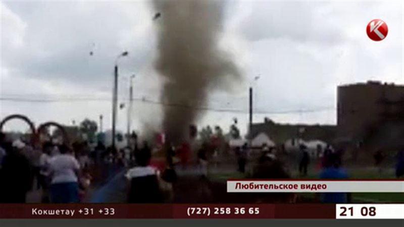 Пострадавших от смерча в Костанайской области выписывают из больниц