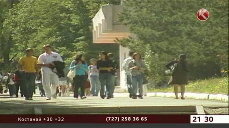 Выпускники алматинских вузов отказываются возвращаться домой