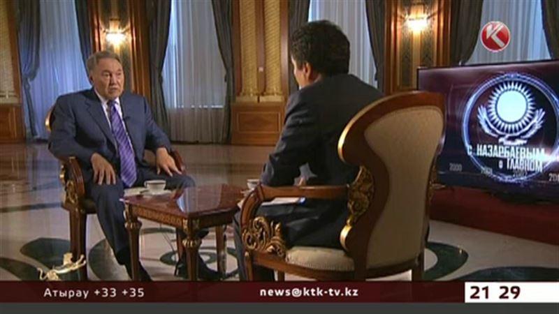 Назарбаев рассказал, кто просил его закрыть дело Рахата Алиева