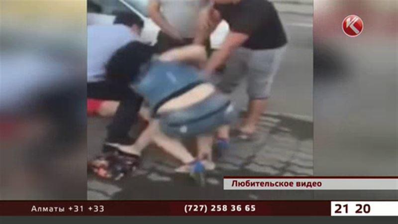 Участниц позорной драки в Астане ждет суд