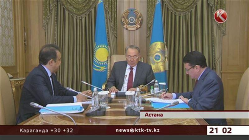 Масимов отчитался перед Президентом за полгода